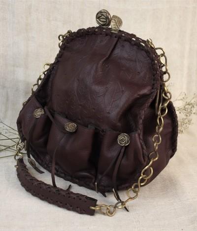 Large Medieval Bag