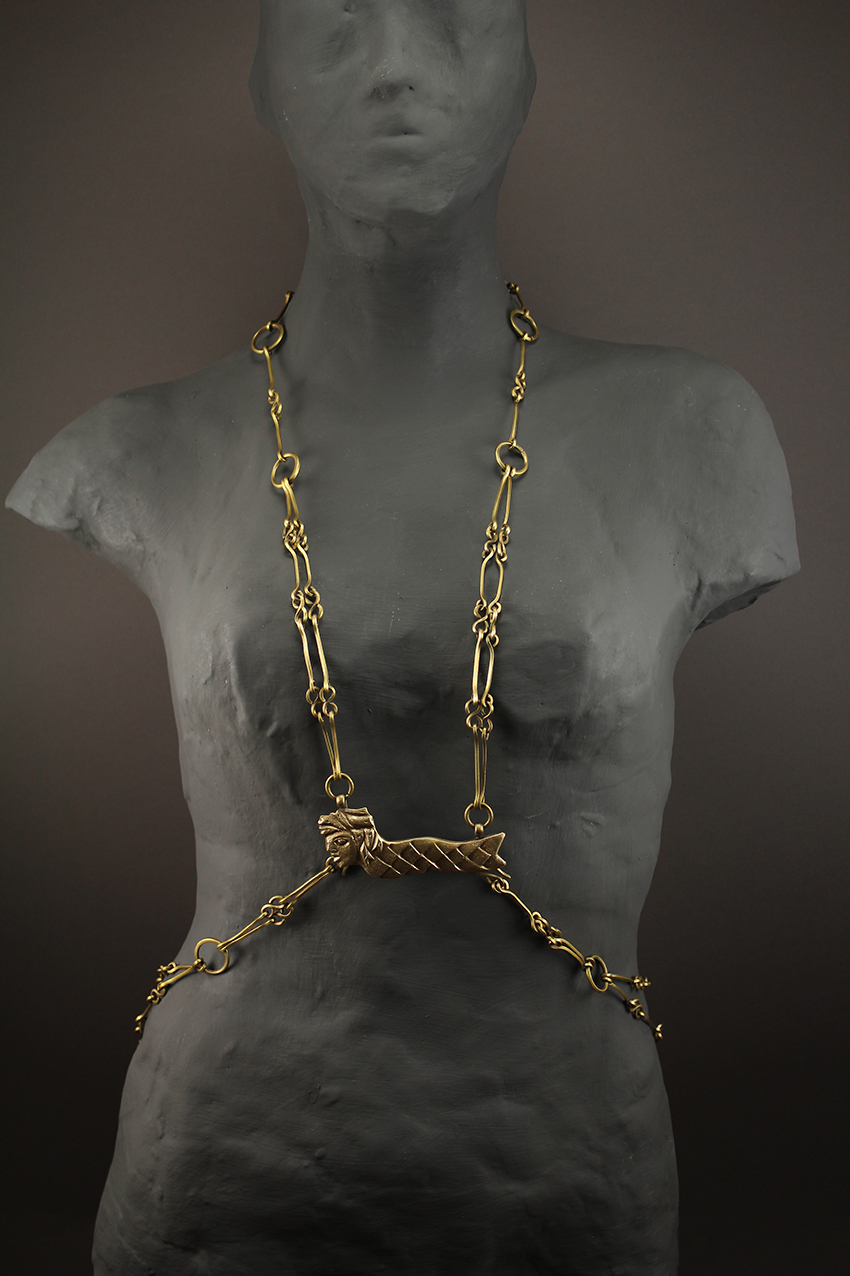 Mermaid Body Chain
