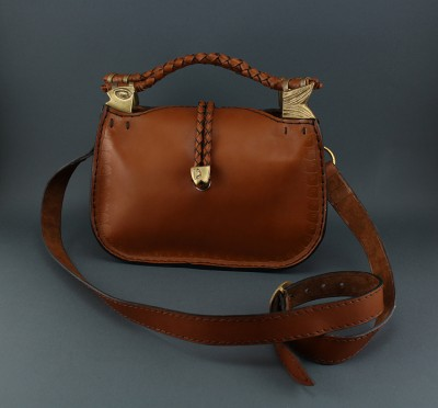 Horizontal Fish Hand Bag