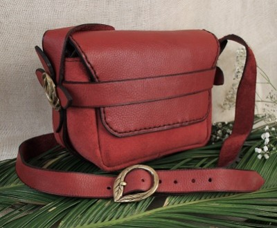 Rose Belted Lays Small Bag