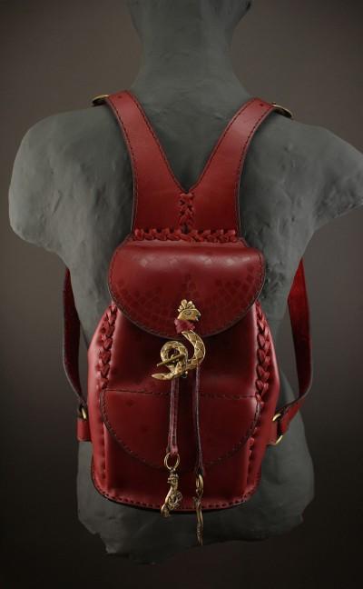 Small Shoulder Snake Bag