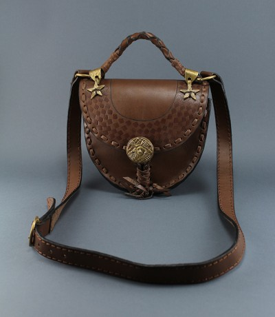 Small Diamond Shaped Mediosa Bag