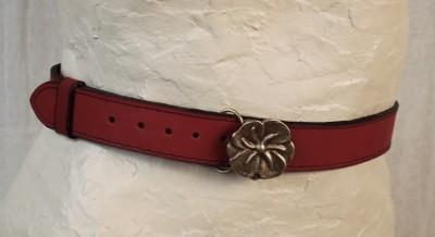 Cloves Roses 3.5 CM Belt