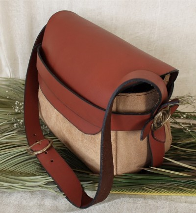 Rose Belted Lays Large Bag