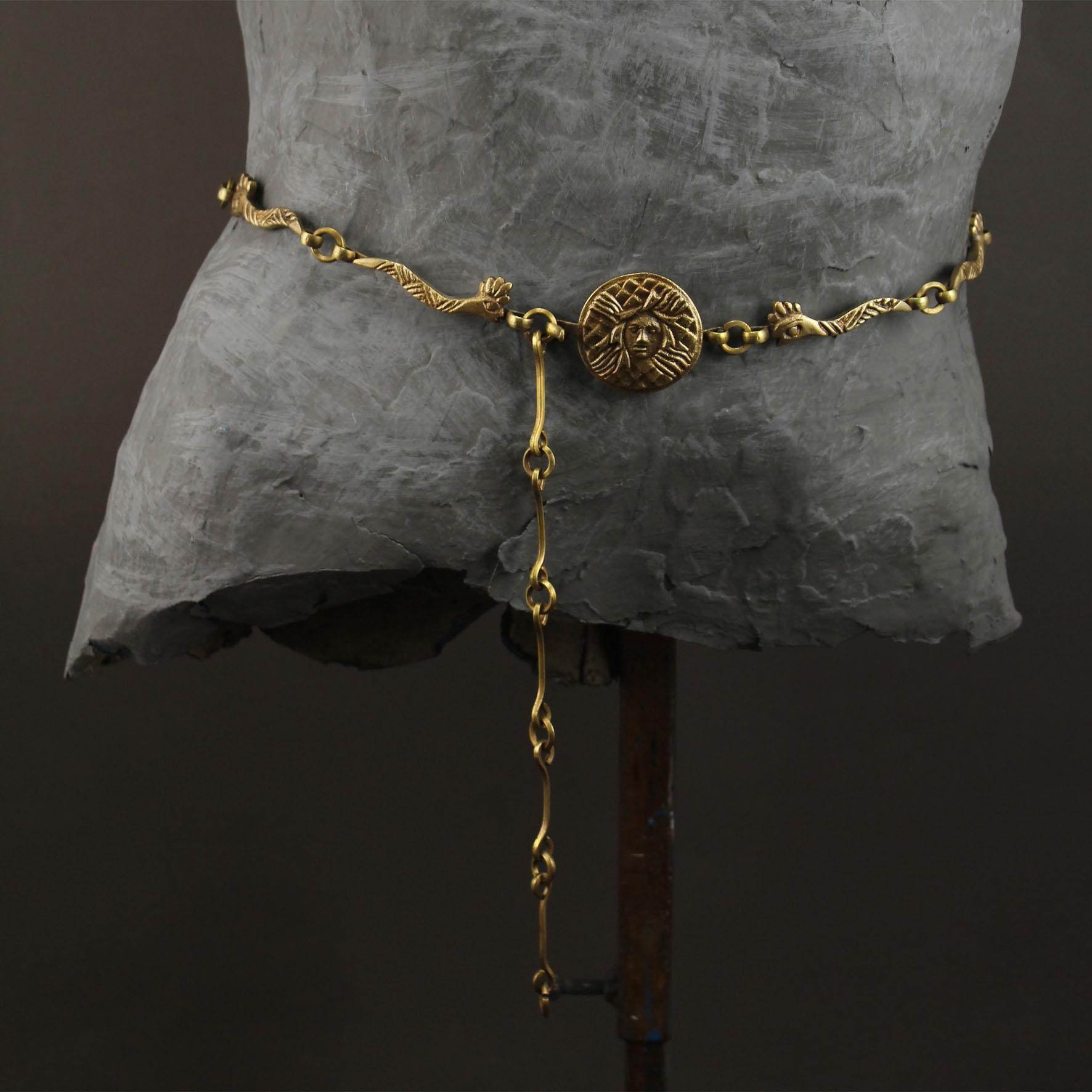 Mediosa Chain Belt