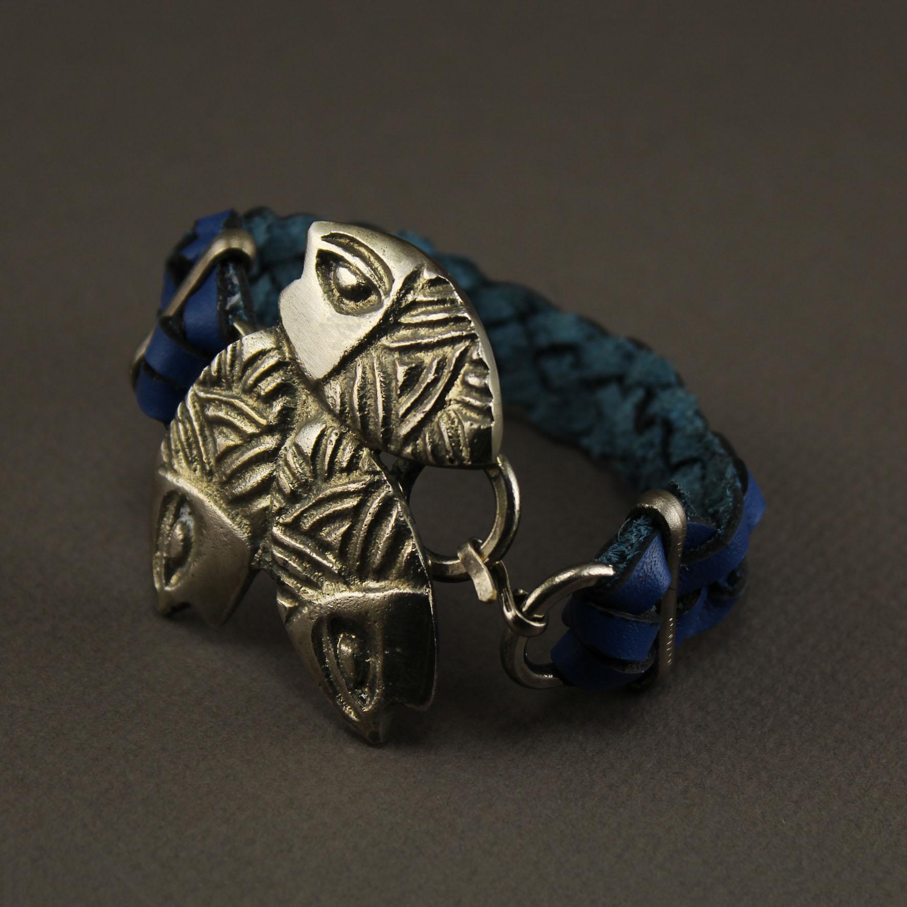 Fish Swarm Bracelet