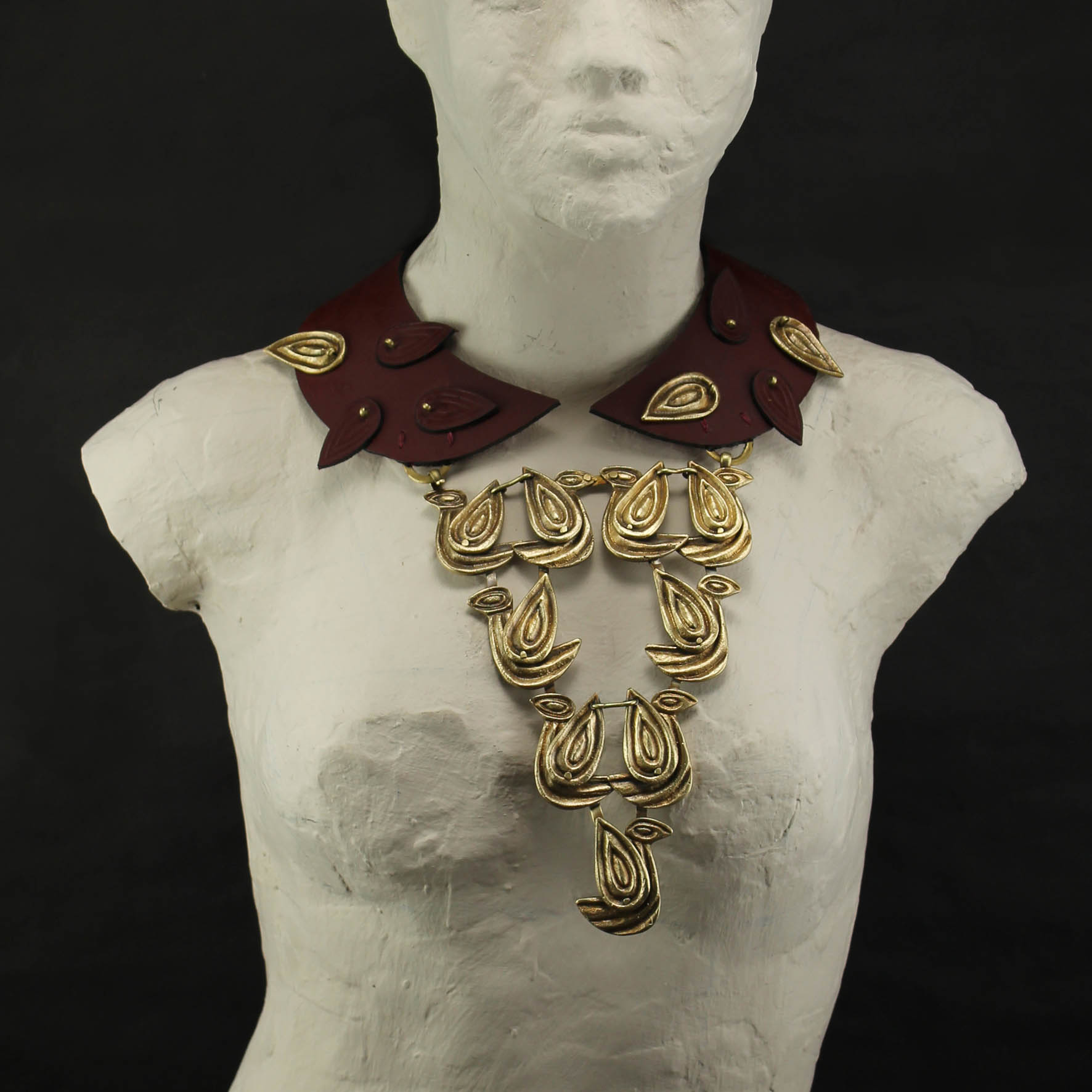 Large Abu Qerdan Necklace