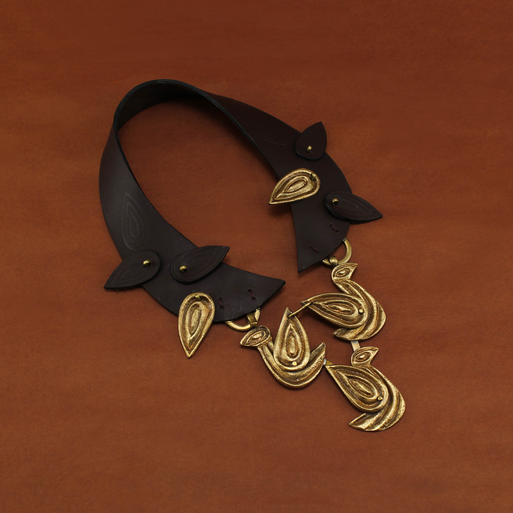 Small Abu Qerdan Necklace