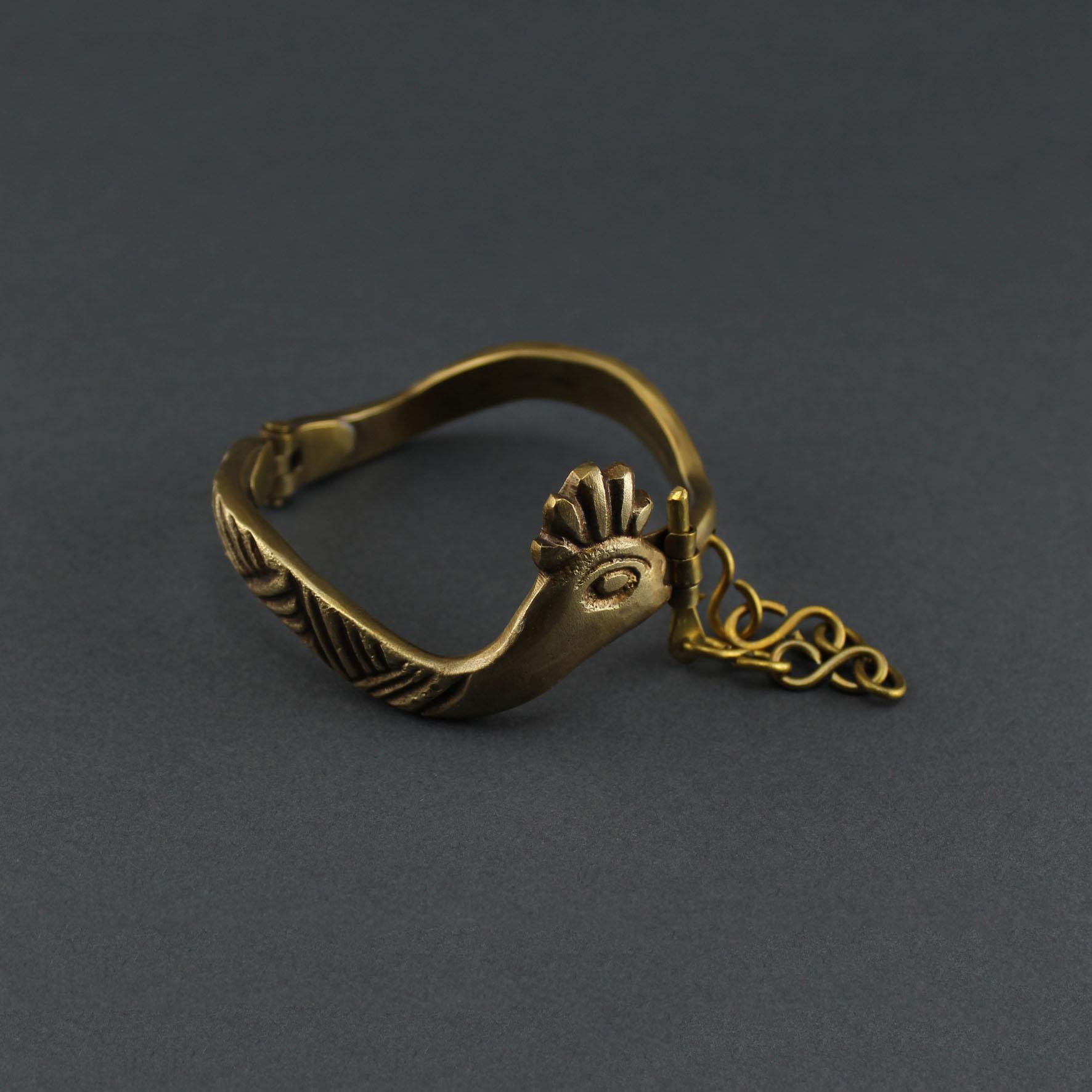 Round Snake Bracelet