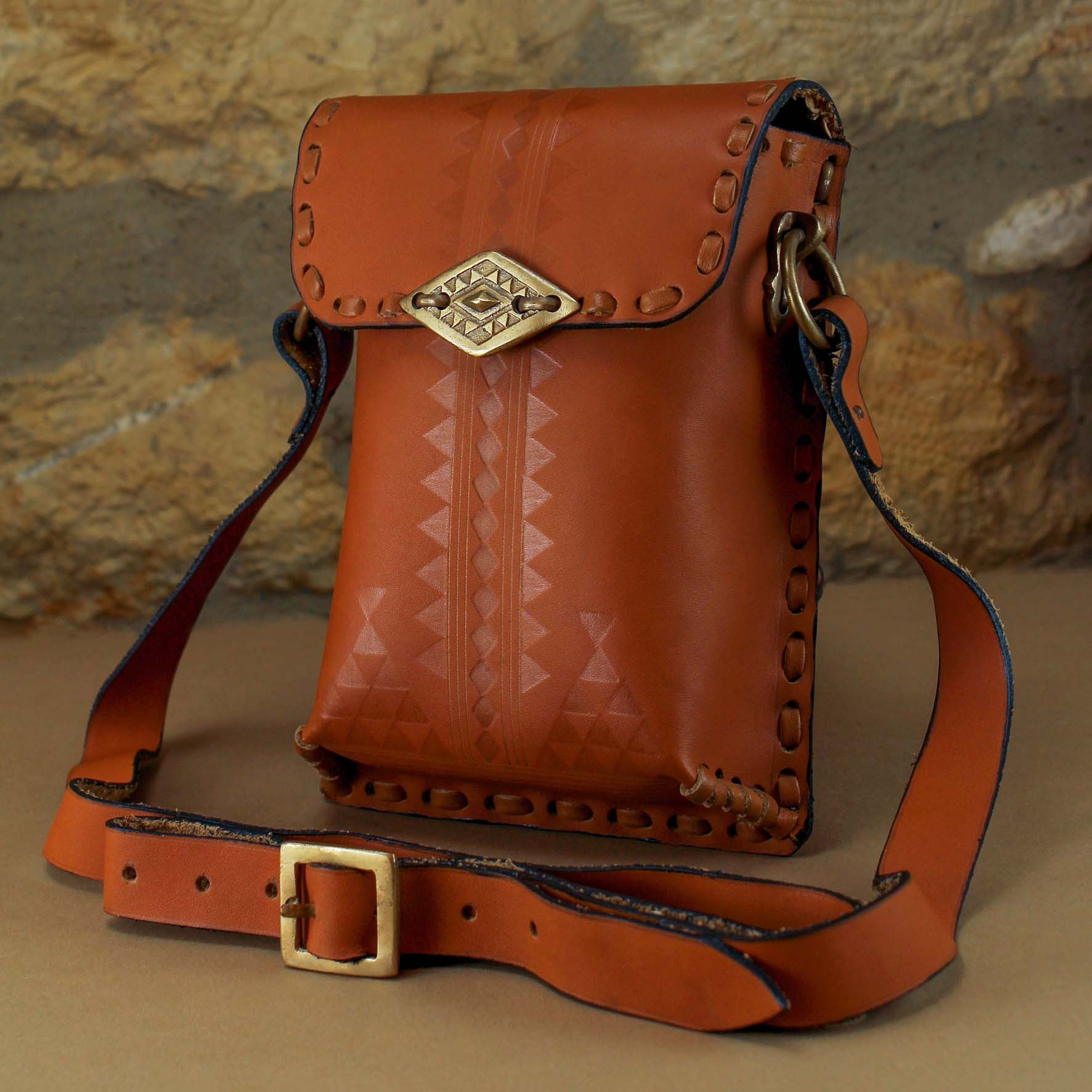 Collector Leather Bag