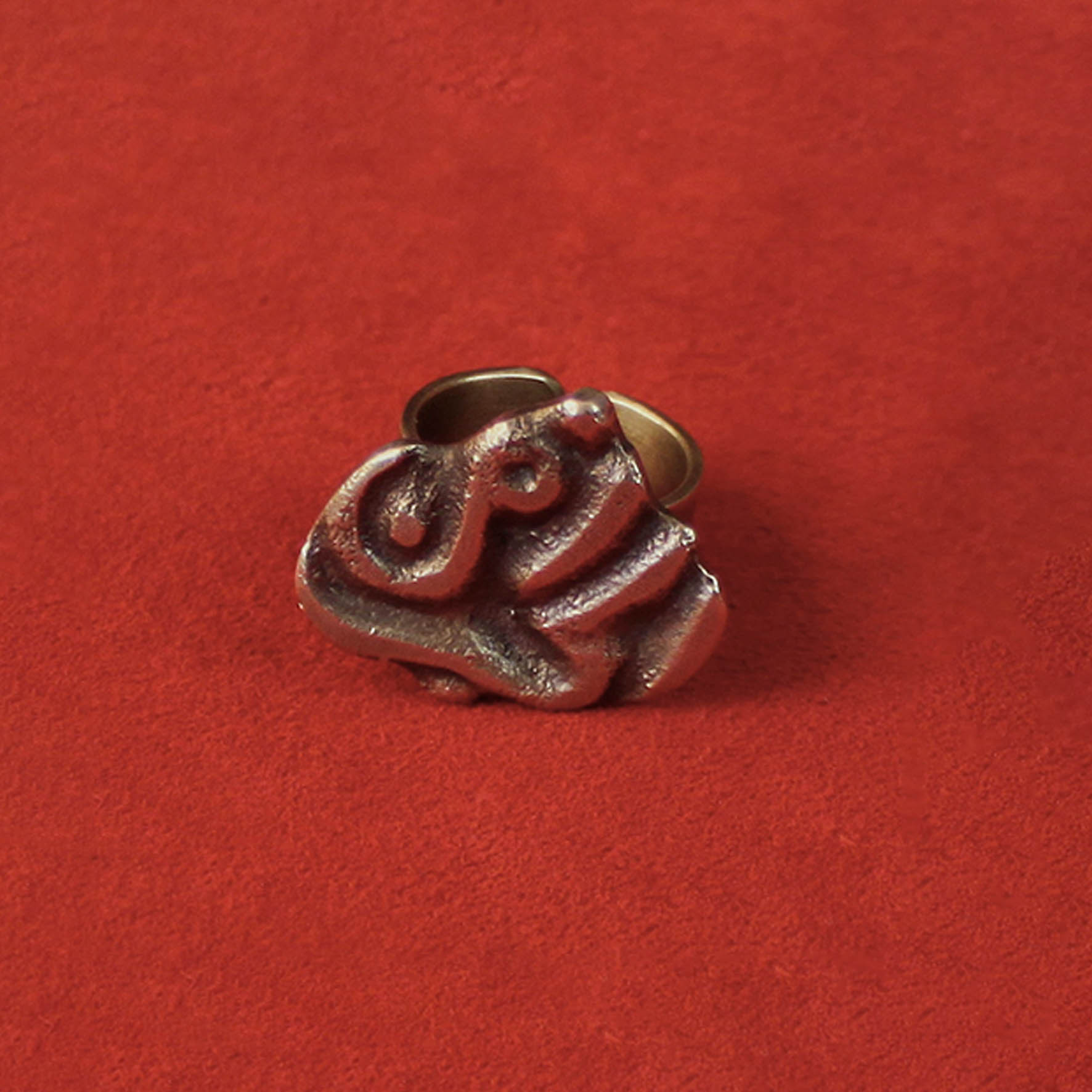 The Time of Love Ring