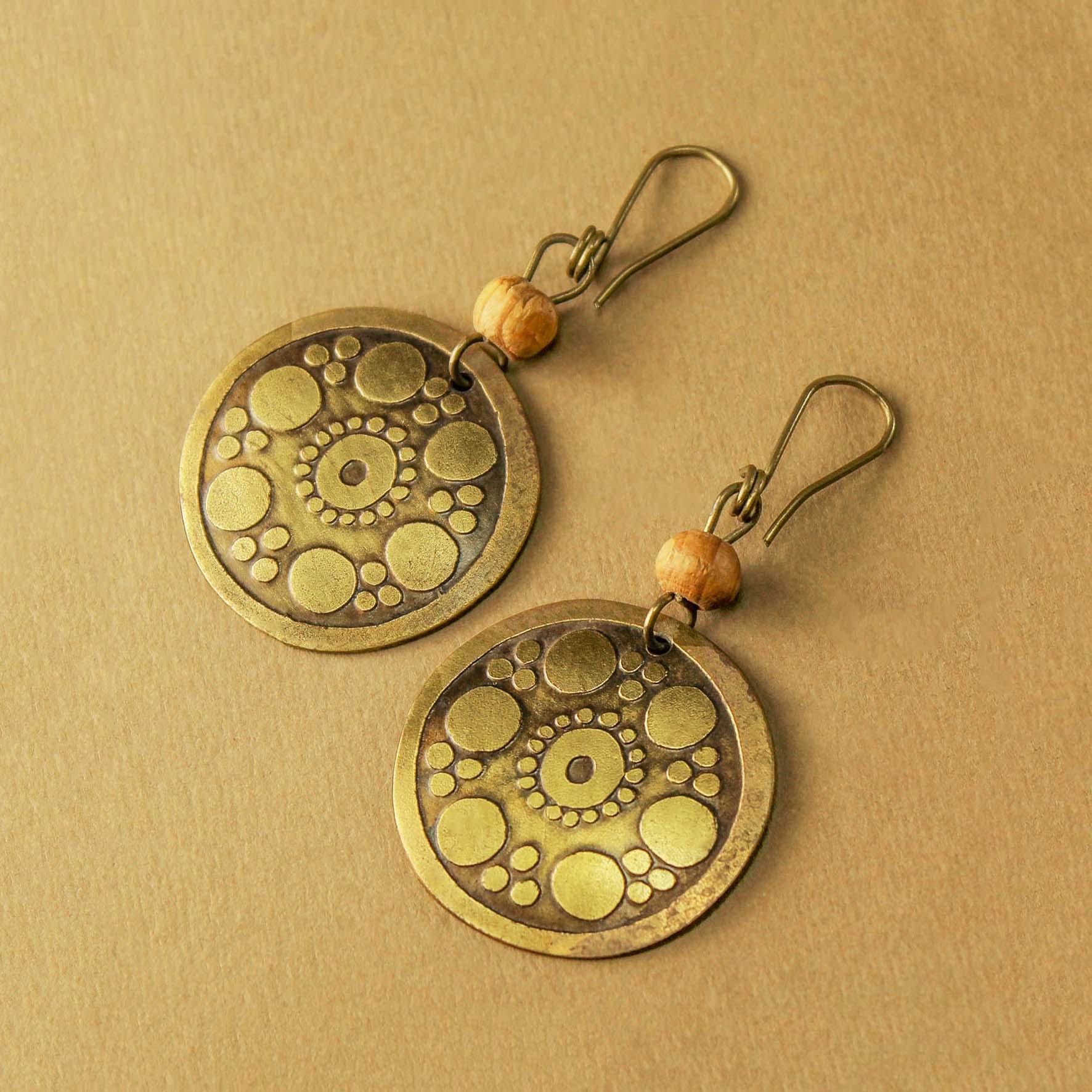 Circle Earring