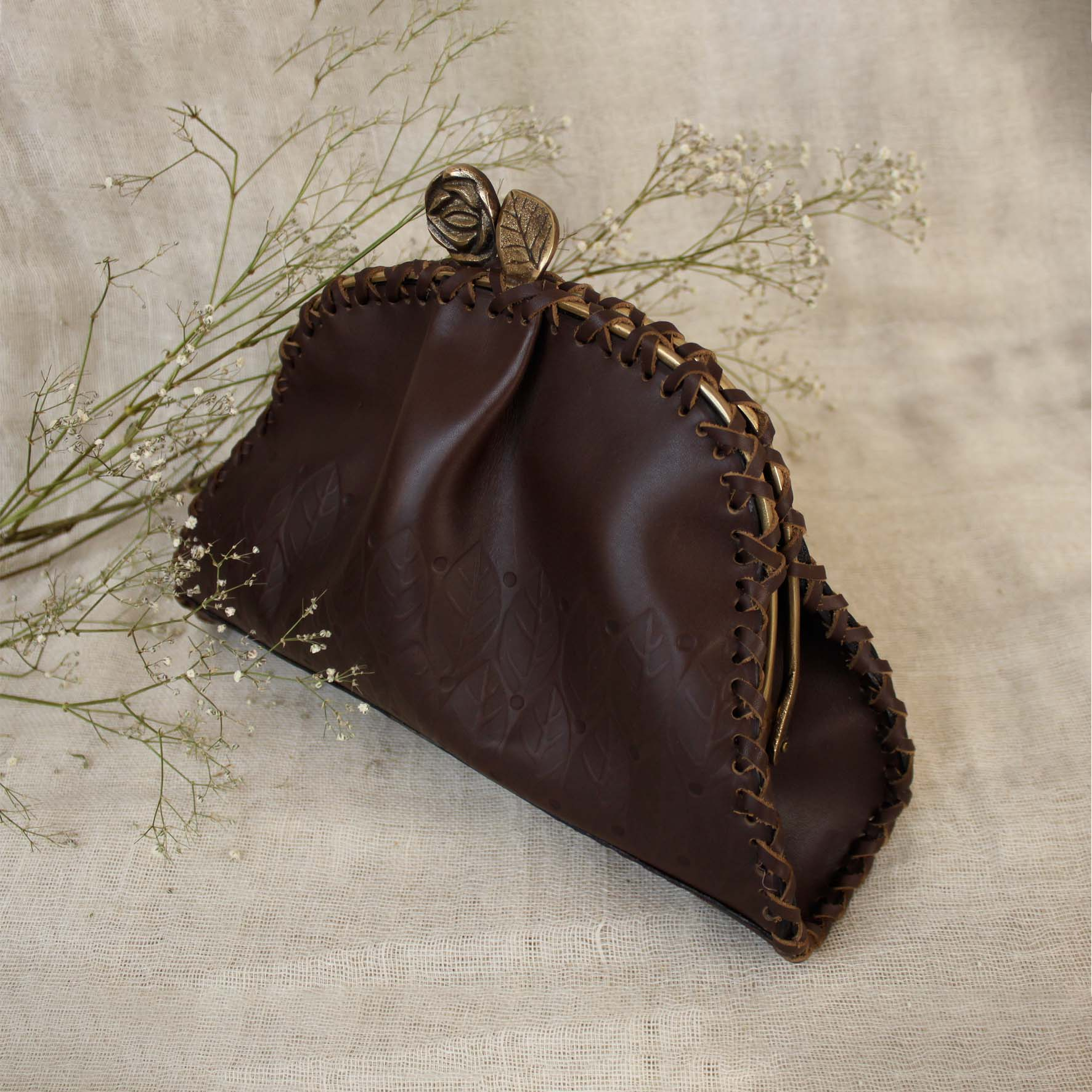 Small Medieval Purse