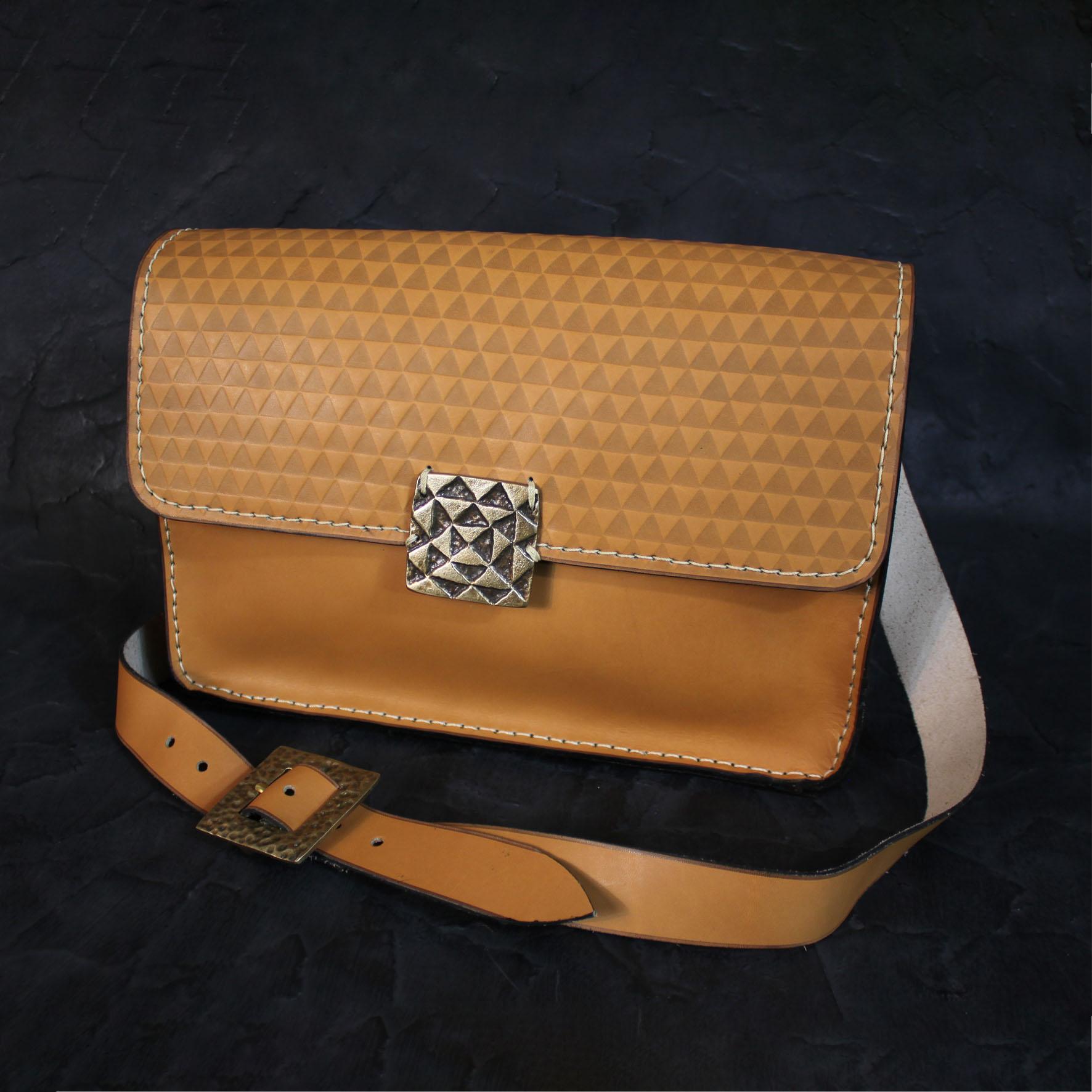 Width Rhombus Bag