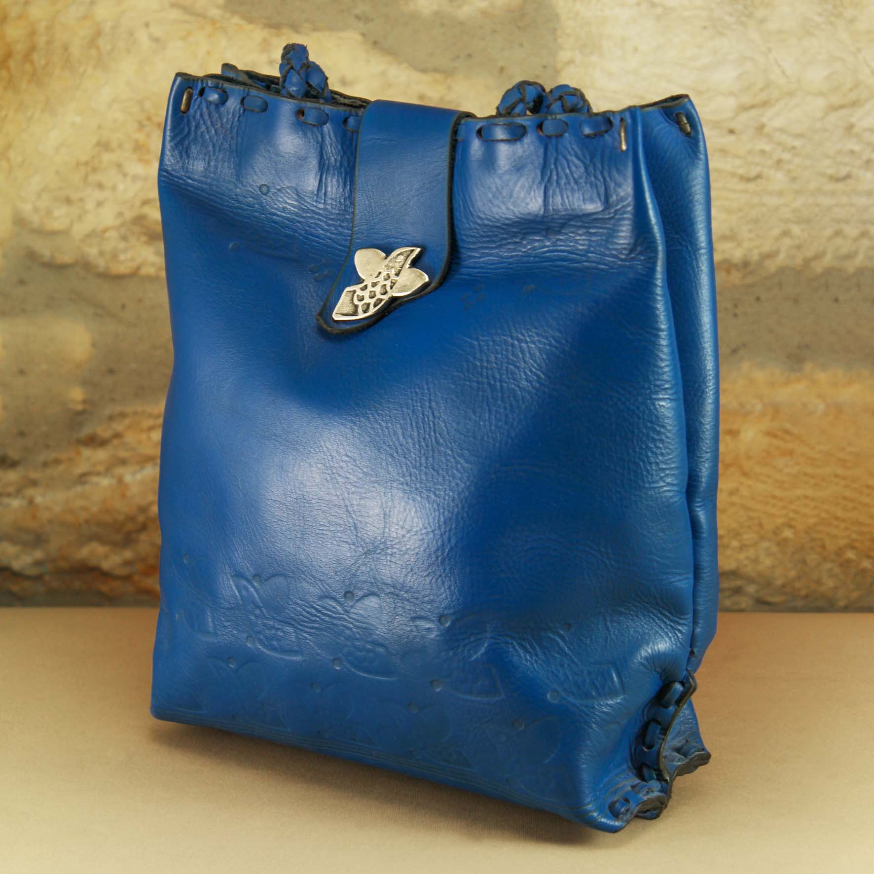 Dove Leather Bag