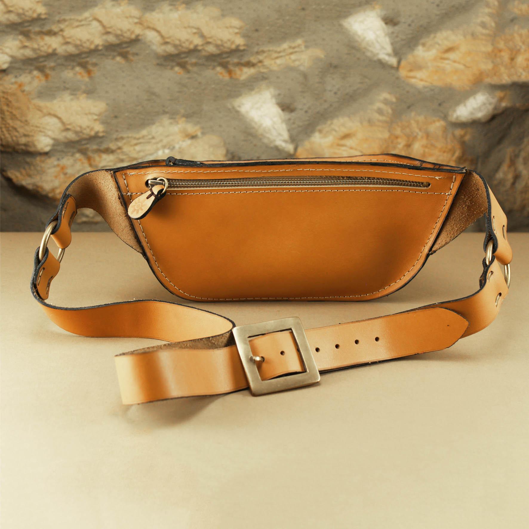Zipper Money Belt