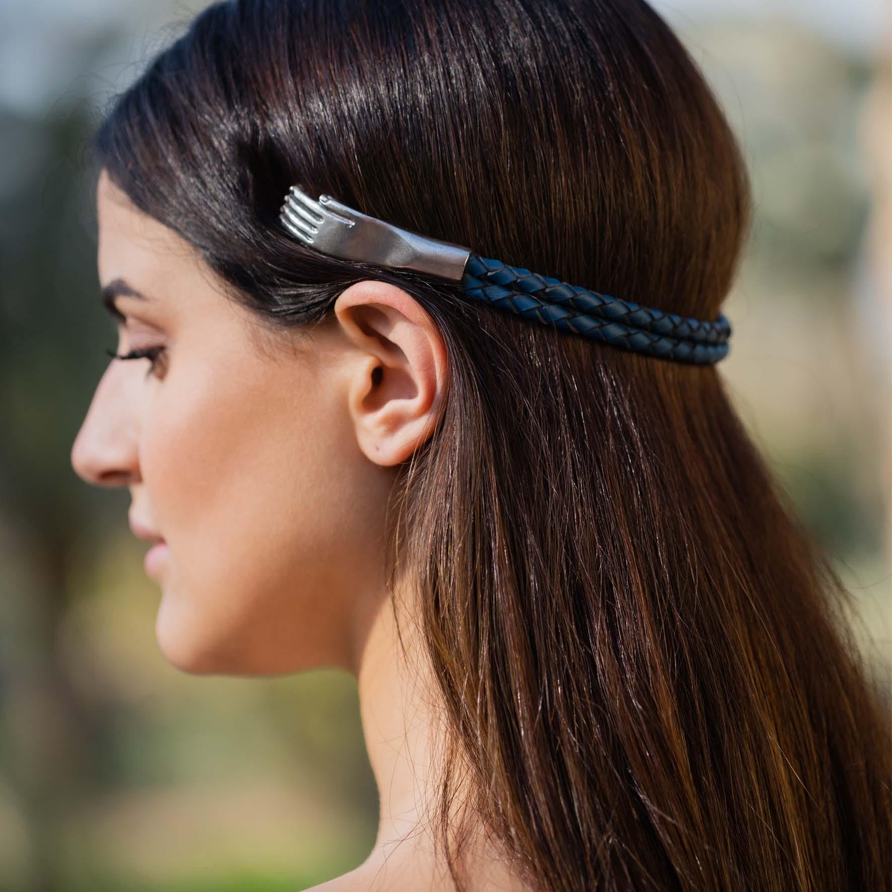 Pharaonic Hands Hair Pin