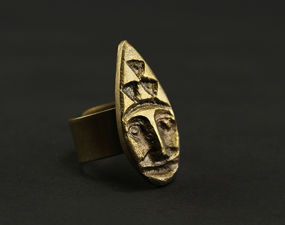 Laughing Clown Ring