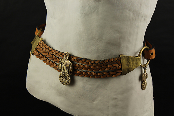 Pharaonic Doll Belt
