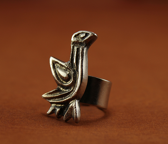Small Abu Qerdan Ring