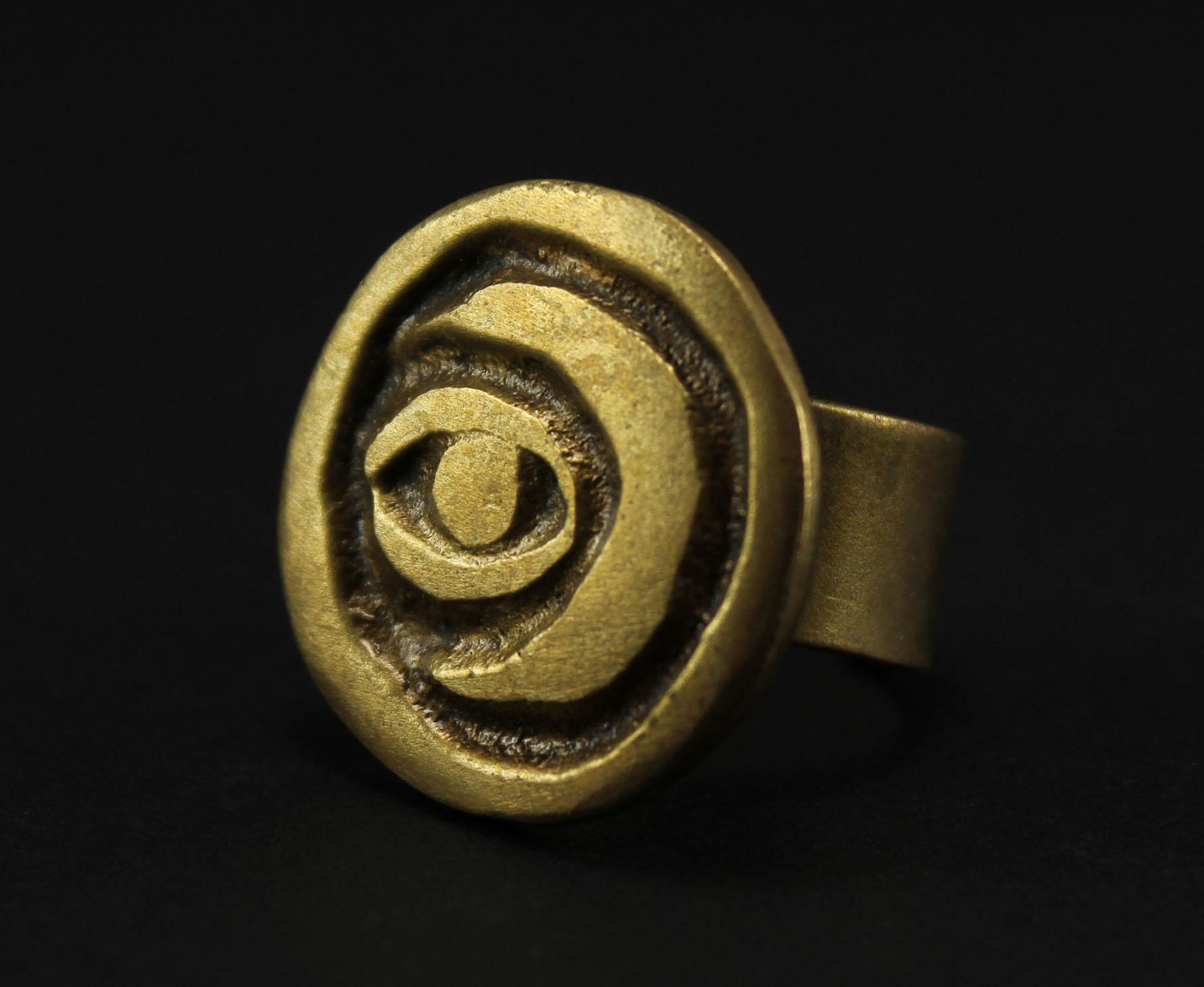 Ya Qamr El- Helween Ring