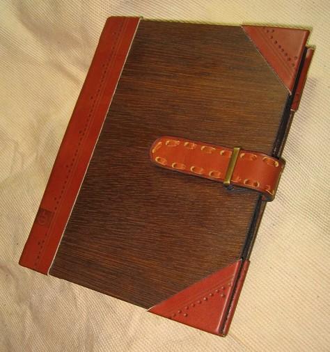 Leather Folder (XS)