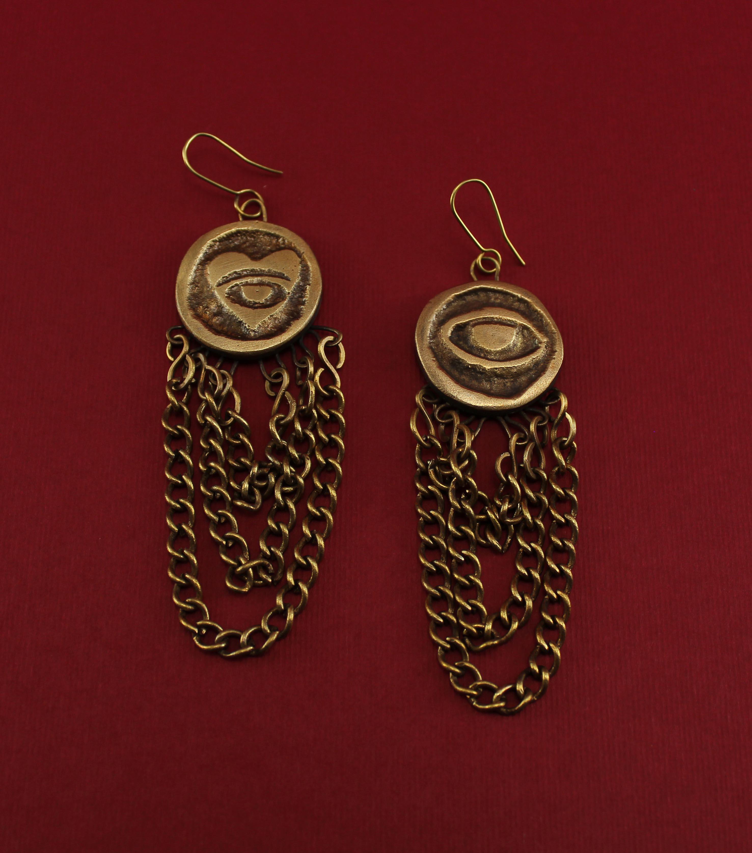 Ghamedt Eiony Earrings