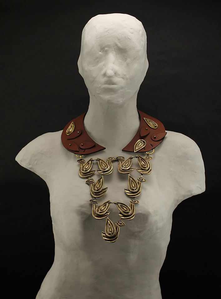 Large Abu Qerdan Necklace