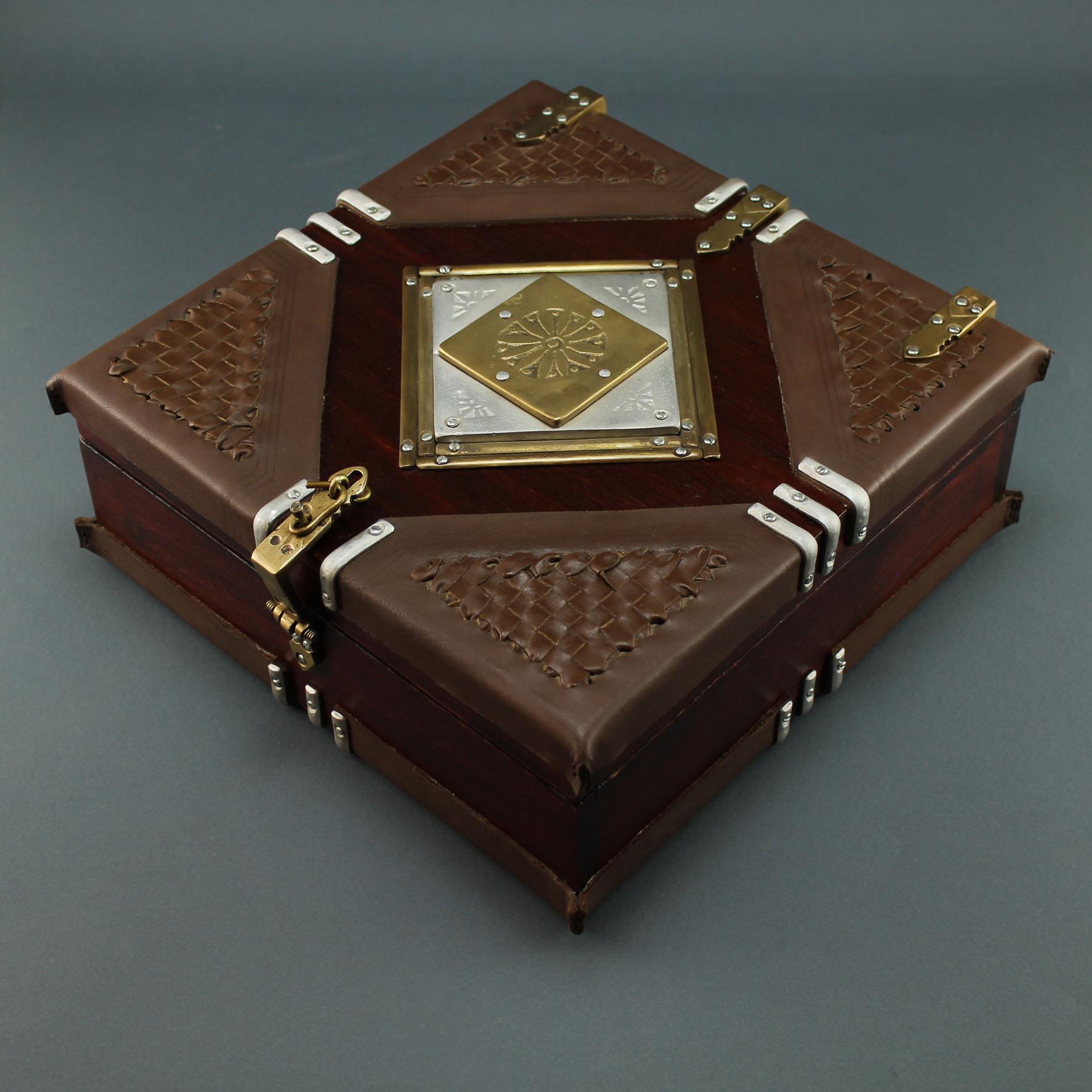 Mubarak Box