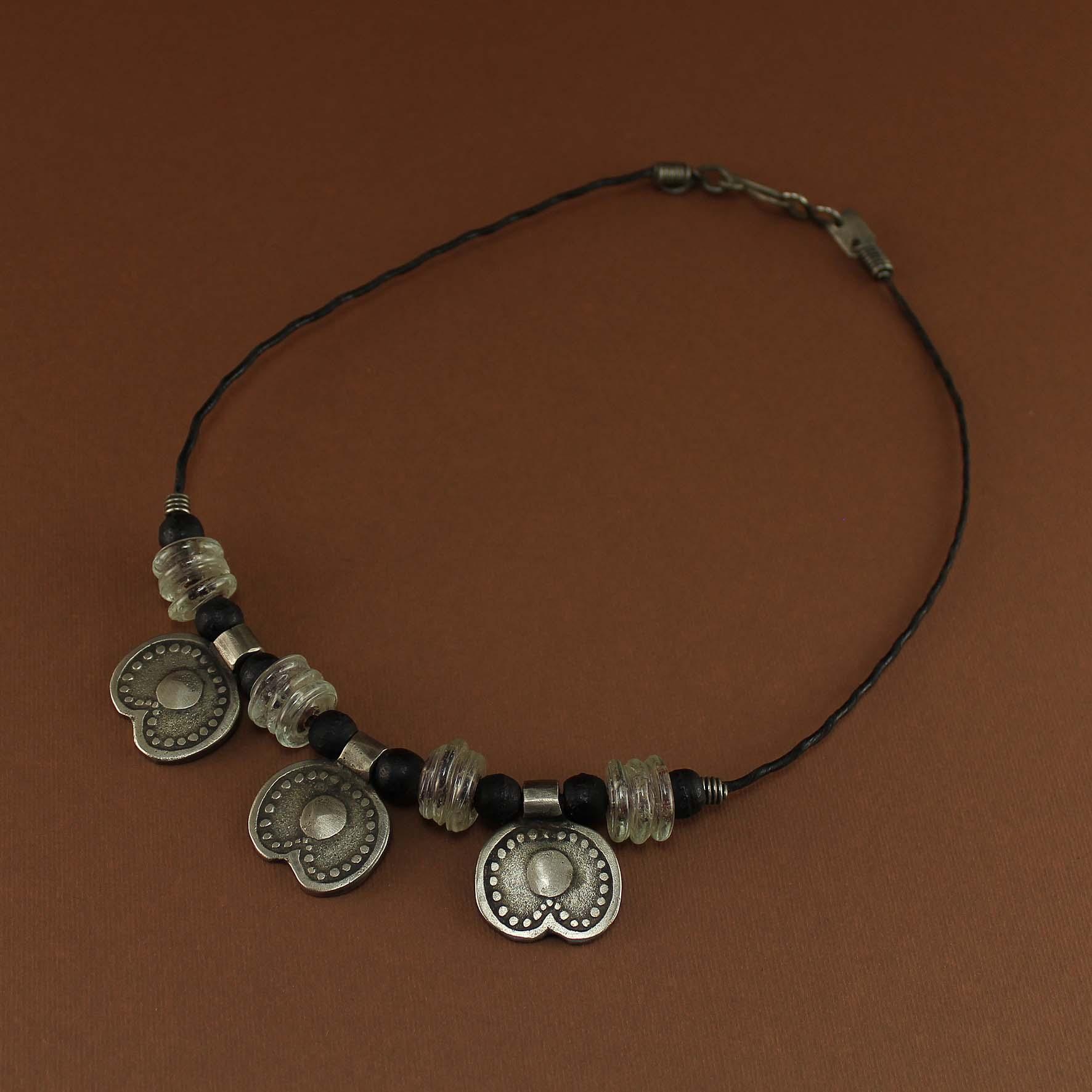 "Apple Necklace ""3 pieces"""