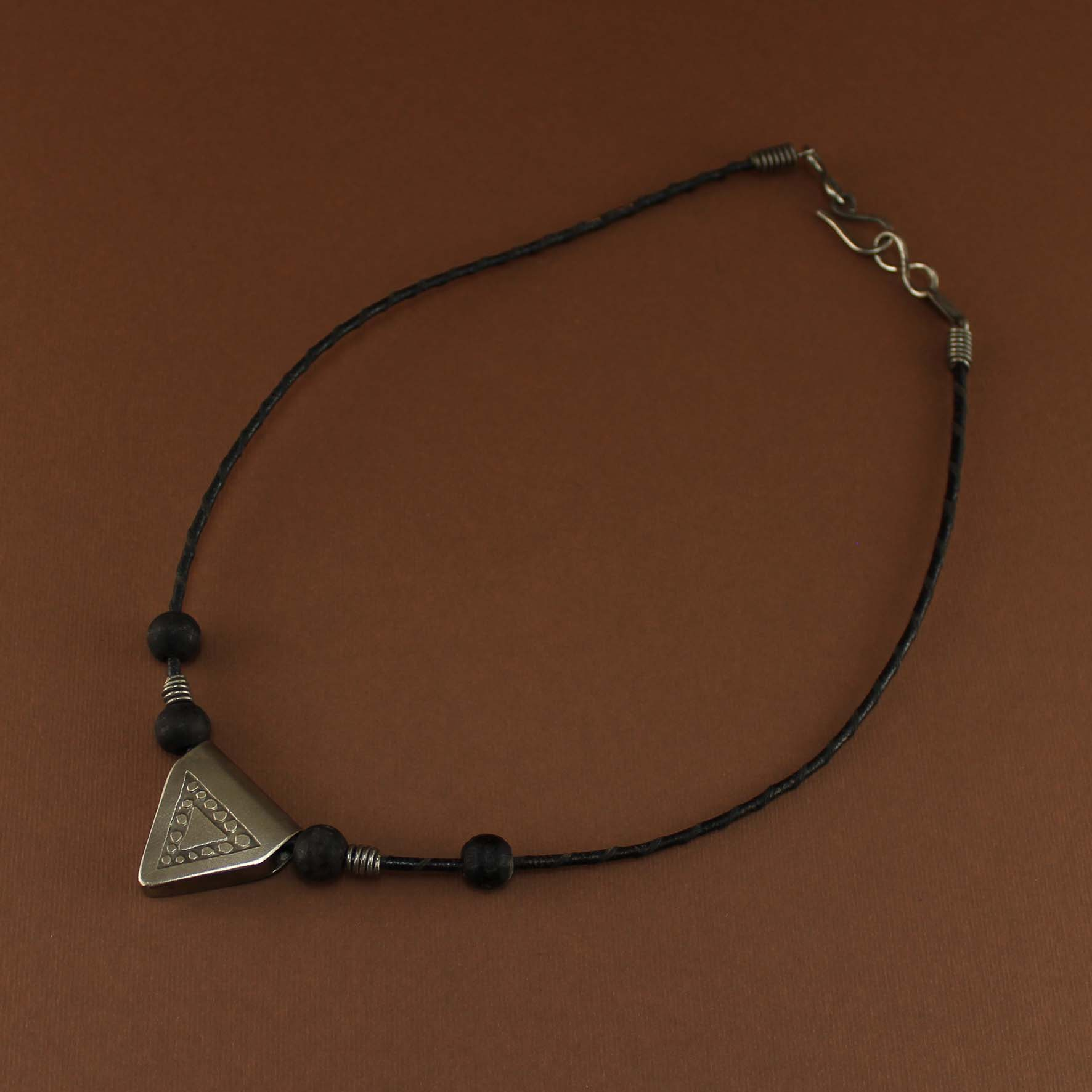 Triangle Amulet Necklace