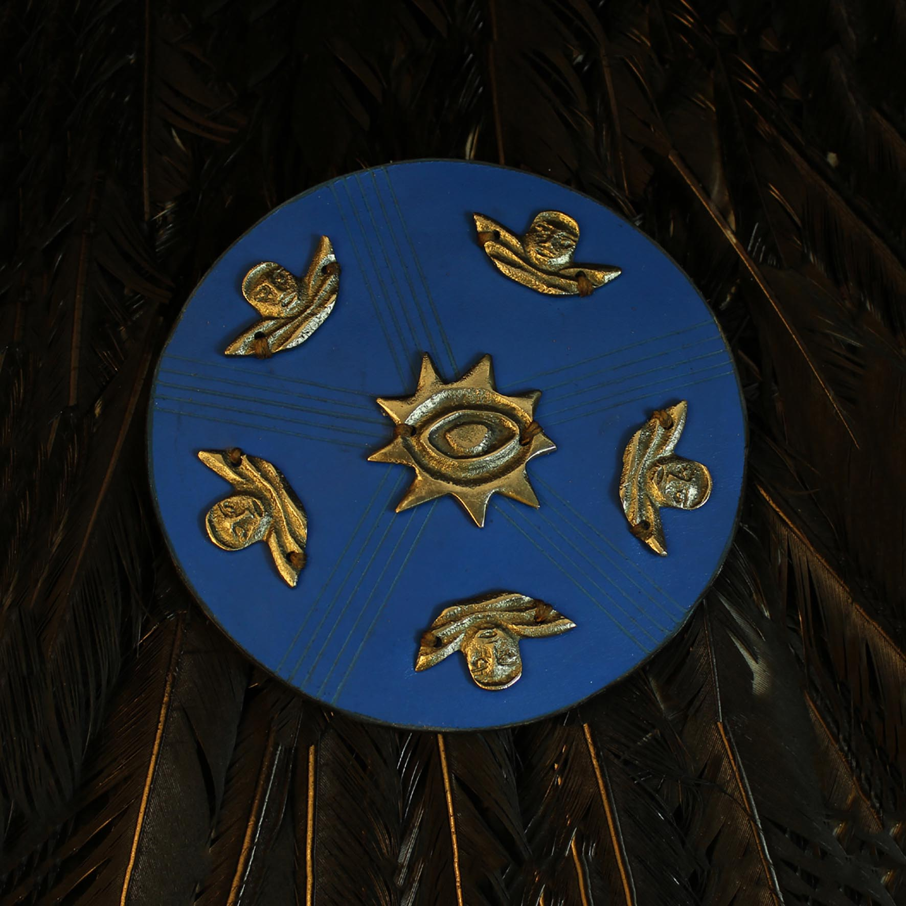 Angels & The Sun coaster